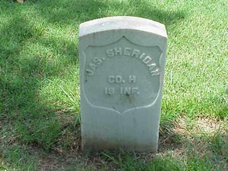 SHERIDAN (VETERAN UNION), JAMES - Pulaski County, Arkansas   JAMES SHERIDAN (VETERAN UNION) - Arkansas Gravestone Photos