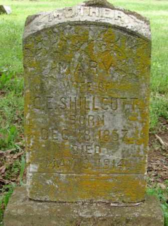 SHILLCUTT, MARY - Pulaski County, Arkansas | MARY SHILLCUTT - Arkansas Gravestone Photos