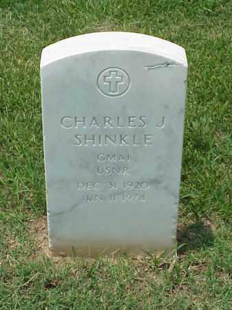 SHINKLE (VETERAN 2 WARS), CHARLES J - Pulaski County, Arkansas | CHARLES J SHINKLE (VETERAN 2 WARS) - Arkansas Gravestone Photos