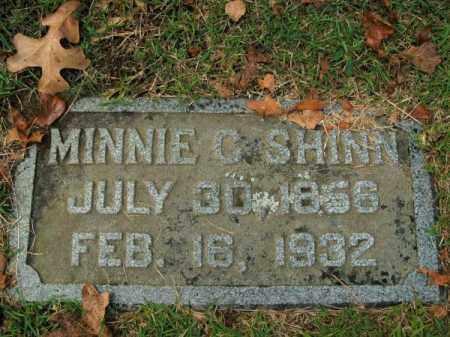 "WILLIAMS SHINN, MILDRED CARLETON ""MINNIE"" - Pulaski County, Arkansas | MILDRED CARLETON ""MINNIE"" WILLIAMS SHINN - Arkansas Gravestone Photos"