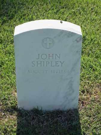 SHIPLEY (VETERAN UNION), JOHN - Pulaski County, Arkansas   JOHN SHIPLEY (VETERAN UNION) - Arkansas Gravestone Photos