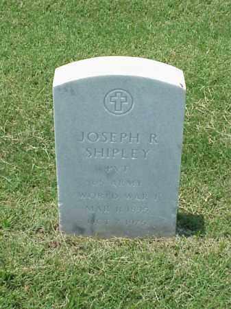 SHIPLEY (VETERAN WWI), JOSEPH R - Pulaski County, Arkansas | JOSEPH R SHIPLEY (VETERAN WWI) - Arkansas Gravestone Photos