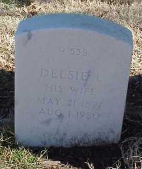 SHORT, DELSIE L. - Pulaski County, Arkansas | DELSIE L. SHORT - Arkansas Gravestone Photos