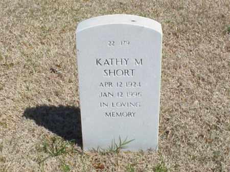 SHORT, KATHY M - Pulaski County, Arkansas | KATHY M SHORT - Arkansas Gravestone Photos