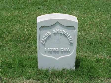 SHOWALTER (VETERAN UNION), JACOB - Pulaski County, Arkansas | JACOB SHOWALTER (VETERAN UNION) - Arkansas Gravestone Photos