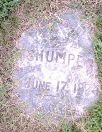 SHUMPER, NOT GIVEN - Pulaski County, Arkansas | NOT GIVEN SHUMPER - Arkansas Gravestone Photos