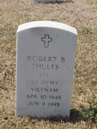 SHULTS (VETERAN VIET), ROBERT B - Pulaski County, Arkansas | ROBERT B SHULTS (VETERAN VIET) - Arkansas Gravestone Photos