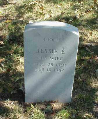 SIEGMAN, JESSIE E - Pulaski County, Arkansas | JESSIE E SIEGMAN - Arkansas Gravestone Photos