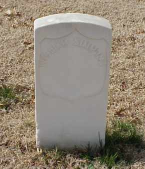 SIMMONS (VETERAN UNION), WILLIAM - Pulaski County, Arkansas | WILLIAM SIMMONS (VETERAN UNION) - Arkansas Gravestone Photos