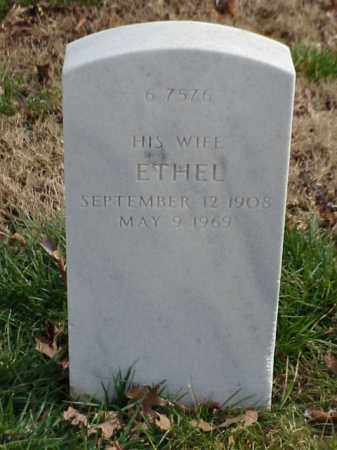 SIMPSON, ETHEL - Pulaski County, Arkansas   ETHEL SIMPSON - Arkansas Gravestone Photos