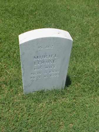 SIMPSON, MURIEL LOUISE - Pulaski County, Arkansas   MURIEL LOUISE SIMPSON - Arkansas Gravestone Photos