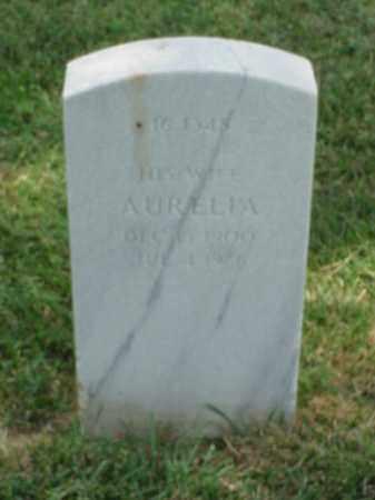 SIMRIL, AURELIA - Pulaski County, Arkansas | AURELIA SIMRIL - Arkansas Gravestone Photos