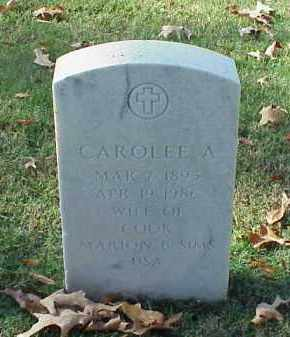 SIMS, CAROLEE A - Pulaski County, Arkansas | CAROLEE A SIMS - Arkansas Gravestone Photos