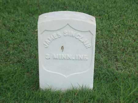SINCLAIR (VETERAN UNION), JAMES - Pulaski County, Arkansas | JAMES SINCLAIR (VETERAN UNION) - Arkansas Gravestone Photos