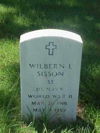 SISSON (VETERAN WWII), WILBERN L - Pulaski County, Arkansas | WILBERN L SISSON (VETERAN WWII) - Arkansas Gravestone Photos