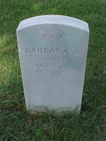 SKYRMES, BARBARA A - Pulaski County, Arkansas | BARBARA A SKYRMES - Arkansas Gravestone Photos
