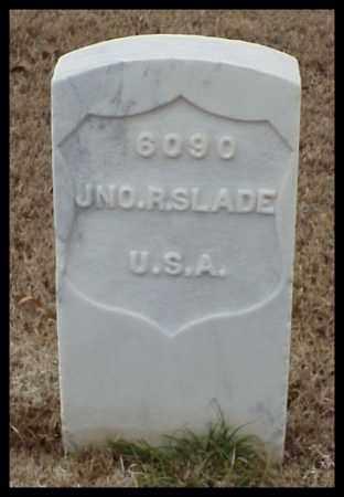 SLADE (VETERAN UNION), JOHN R - Pulaski County, Arkansas | JOHN R SLADE (VETERAN UNION) - Arkansas Gravestone Photos