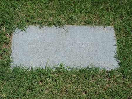 SLEGERS (VETERAN 2 WARS), JAMES M - Pulaski County, Arkansas | JAMES M SLEGERS (VETERAN 2 WARS) - Arkansas Gravestone Photos