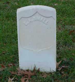 SMALL (VETERAN UNION), E A - Pulaski County, Arkansas | E A SMALL (VETERAN UNION) - Arkansas Gravestone Photos