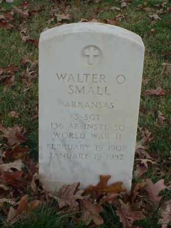 SMALL (VETERAN WWII), WALTER O - Pulaski County, Arkansas | WALTER O SMALL (VETERAN WWII) - Arkansas Gravestone Photos