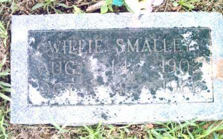 SMALLEY, WILLIE - Pulaski County, Arkansas   WILLIE SMALLEY - Arkansas Gravestone Photos
