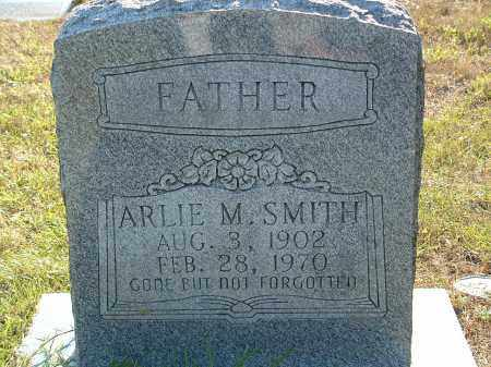 SMITH, ARLIE MARVIN - Pulaski County, Arkansas   ARLIE MARVIN SMITH - Arkansas Gravestone Photos