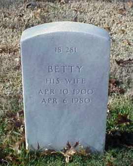 SMITH, BETTY - Pulaski County, Arkansas | BETTY SMITH - Arkansas Gravestone Photos