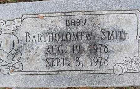 SMITH, BARTHOLOMEW - Pulaski County, Arkansas | BARTHOLOMEW SMITH - Arkansas Gravestone Photos