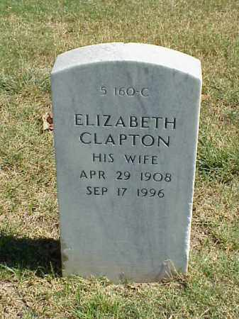 SMITH, ELIZABETH - Pulaski County, Arkansas | ELIZABETH SMITH - Arkansas Gravestone Photos