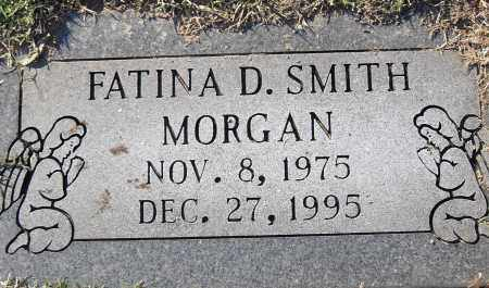 SMITH MORGAN, FATINA D - Pulaski County, Arkansas | FATINA D SMITH MORGAN - Arkansas Gravestone Photos