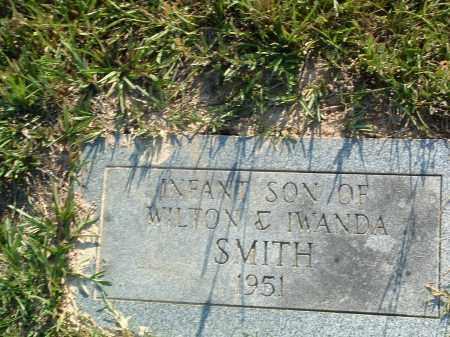 SMITH, INFANT SON - Pulaski County, Arkansas | INFANT SON SMITH - Arkansas Gravestone Photos
