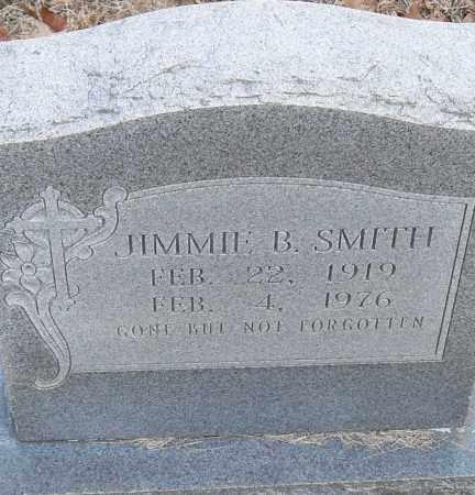 SMITH, JIMMIE B - Pulaski County, Arkansas | JIMMIE B SMITH - Arkansas Gravestone Photos