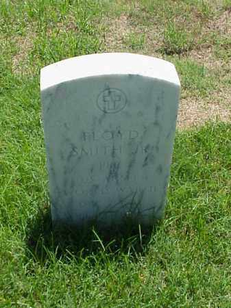 SMITH, JR (VETERAN WWII), FLOYD - Pulaski County, Arkansas | FLOYD SMITH, JR (VETERAN WWII) - Arkansas Gravestone Photos
