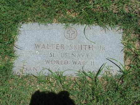 SMITH, JR (VETERAN WWII), WALTER - Pulaski County, Arkansas | WALTER SMITH, JR (VETERAN WWII) - Arkansas Gravestone Photos