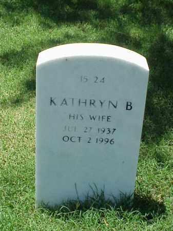 SMITH, KATHRYN B - Pulaski County, Arkansas | KATHRYN B SMITH - Arkansas Gravestone Photos