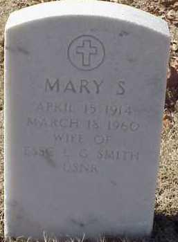 SMITH, MARY S. - Pulaski County, Arkansas | MARY S. SMITH - Arkansas Gravestone Photos