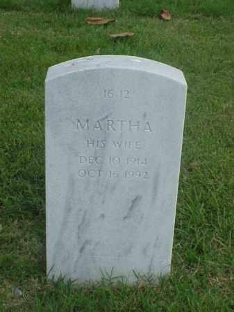 SMITH, MARTHA - Pulaski County, Arkansas   MARTHA SMITH - Arkansas Gravestone Photos