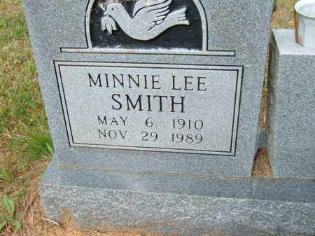 SMITH, MINNIE LEE - Pulaski County, Arkansas | MINNIE LEE SMITH - Arkansas Gravestone Photos
