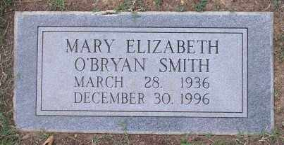 SMITH, MARY ELIZABETH - Pulaski County, Arkansas | MARY ELIZABETH SMITH - Arkansas Gravestone Photos