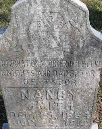 SMITH, NANCY - Pulaski County, Arkansas | NANCY SMITH - Arkansas Gravestone Photos