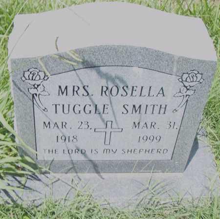 TUGGLE SMITH, ROSELLA - Pulaski County, Arkansas | ROSELLA TUGGLE SMITH - Arkansas Gravestone Photos