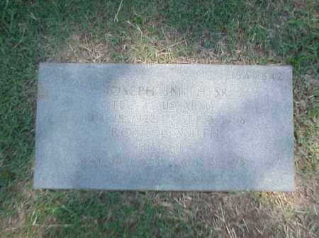 SMITH, SR (VETERAN WWII), JOSEPH - Pulaski County, Arkansas | JOSEPH SMITH, SR (VETERAN WWII) - Arkansas Gravestone Photos