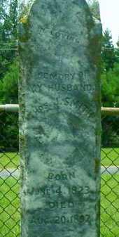 SMITH, THOMAS JEFFERSON - Pulaski County, Arkansas | THOMAS JEFFERSON SMITH - Arkansas Gravestone Photos