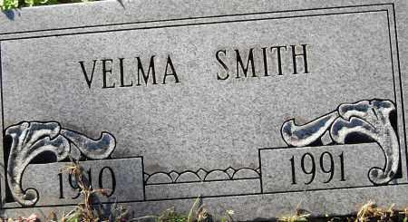 SMITH, VELMA - Pulaski County, Arkansas | VELMA SMITH - Arkansas Gravestone Photos