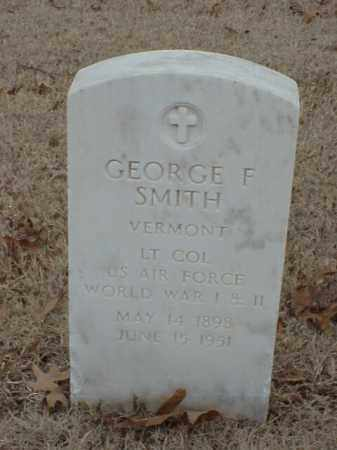 SMITH (VETERAN 2 WARS), GEORGE - Pulaski County, Arkansas | GEORGE SMITH (VETERAN 2 WARS) - Arkansas Gravestone Photos