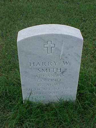 SMITH (VETERAN 3 WARS), HARRY W - Pulaski County, Arkansas | HARRY W SMITH (VETERAN 3 WARS) - Arkansas Gravestone Photos