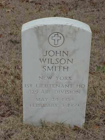 SMITH (VETERAN), JOHN WILSON - Pulaski County, Arkansas | JOHN WILSON SMITH (VETERAN) - Arkansas Gravestone Photos