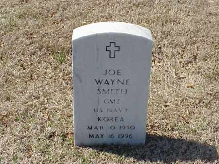 SMITH (VETERAN KOR), JOE WAYNE - Pulaski County, Arkansas | JOE WAYNE SMITH (VETERAN KOR) - Arkansas Gravestone Photos
