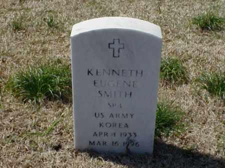 SMITH (VETERAN KOR), KENNETH EUGENE - Pulaski County, Arkansas | KENNETH EUGENE SMITH (VETERAN KOR) - Arkansas Gravestone Photos