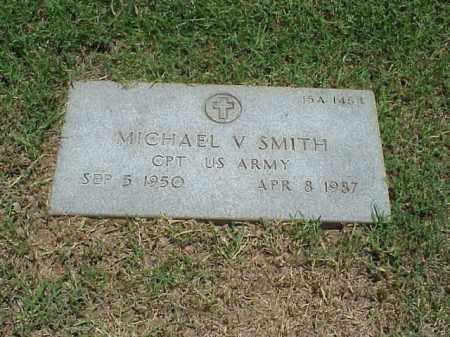 SMITH (VETERAN), MICHAEL VAN - Pulaski County, Arkansas | MICHAEL VAN SMITH (VETERAN) - Arkansas Gravestone Photos